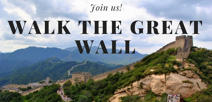 Walk the Great Wall!